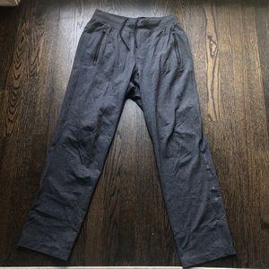 Gently Used Men's Gray Lululemon Pants